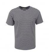 [SWIB]스트라이프 반팔 티셔츠 (WD2H1..