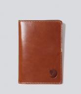 [FJALLRAVEN]Leather Passport..